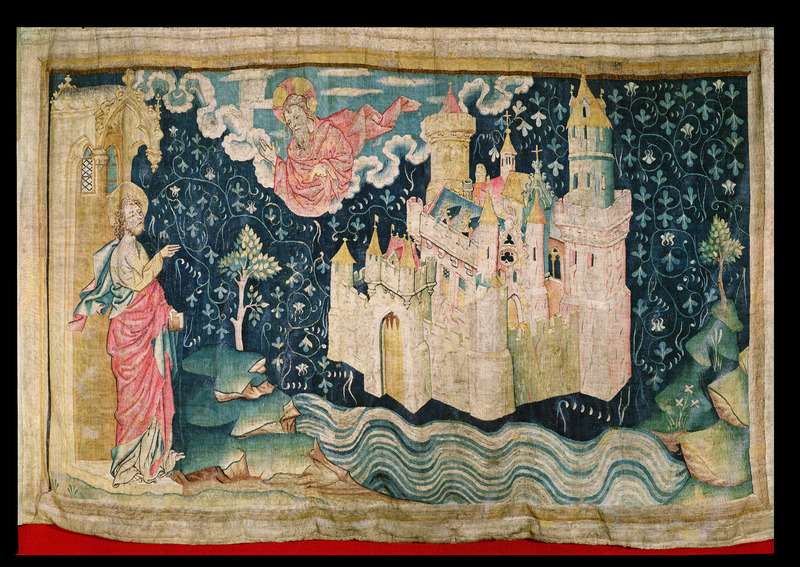 'The New Jerusalem' from The Angers Apocalypse Tapestry