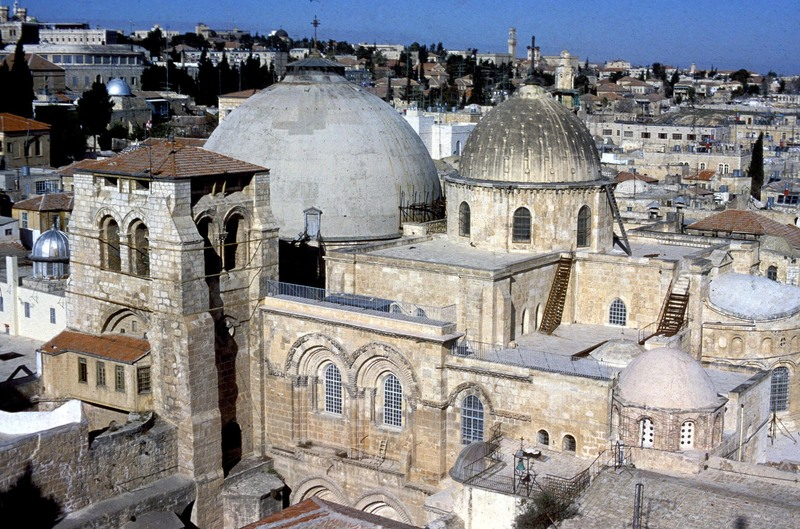 The Church of the Holy Sepulchre<br />