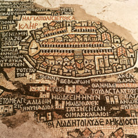 The Madaba Mosaic Map
