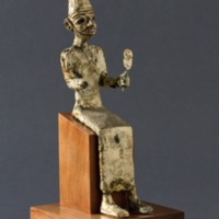 Statuette of the God Ba'al