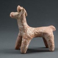 IAA 1968-793~Horse figurine, City of David, Jerusalem, Iron Age II, 8th century BCE..jpg