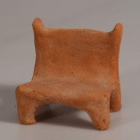 Chair model from Lachish