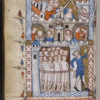The Book of Hours, Use of Sarum ('The Neville of Hornby Hours')