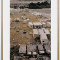 Wim Wenders' 'Jerusalem Seen from Mt Zion'