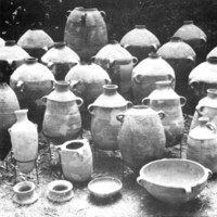 Storage vessels from the House of Ahiel