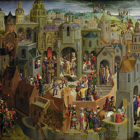 Hans Memling's 'The Passion'