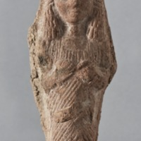 Goddess Figurine from Megiddo